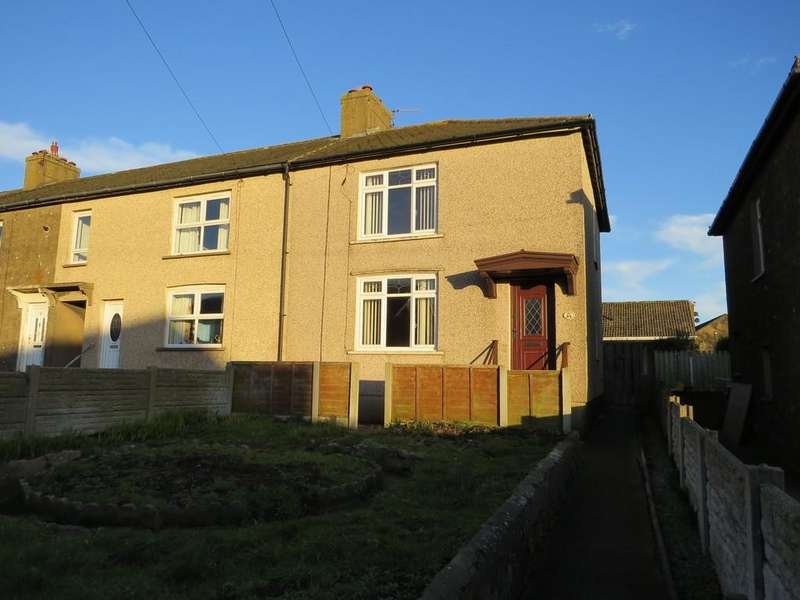 3 Bedrooms End Of Terrace House for sale in Bransty Road, Whitehaven, Cumbria