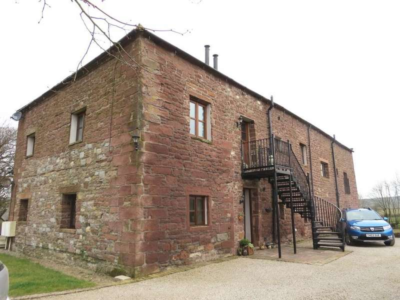 2 Bedrooms Flat for sale in 2 The Barn, Troughton House Farm, Cleator Moor, Cumbria