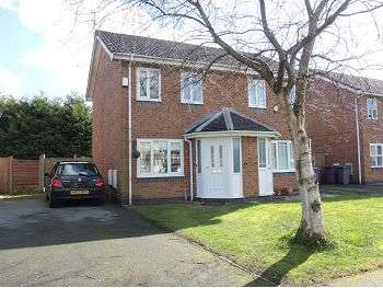 2 Bedrooms Semi Detached House for sale in Lindisfarne Drive, Croxteth Park, Liverpool