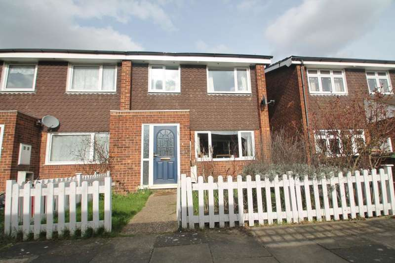 3 Bedrooms Terraced House for sale in COPPER BEECH CLOSE, CLAYHALL