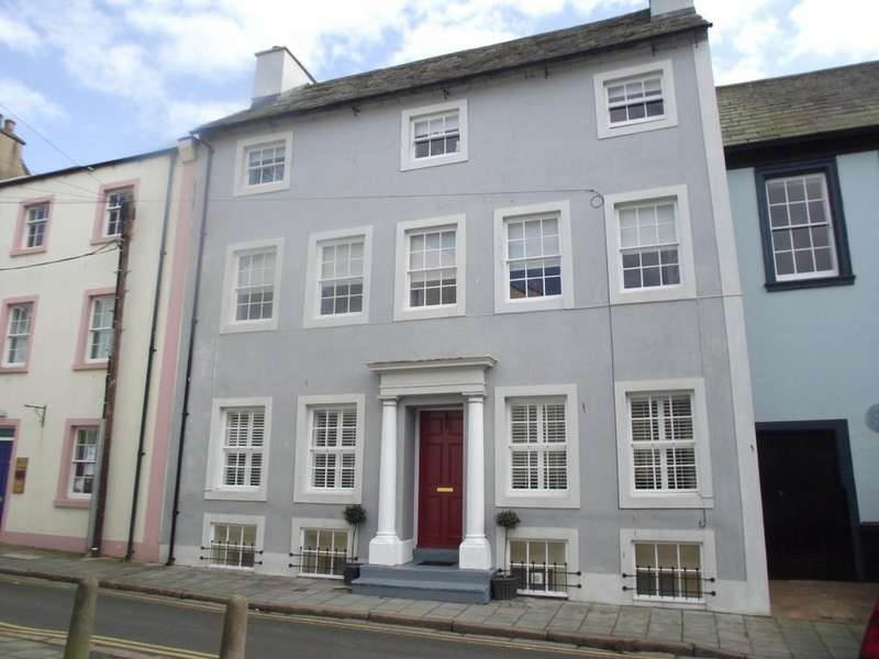 6 Bedrooms Terraced House for sale in Queen Street, Whitehaven