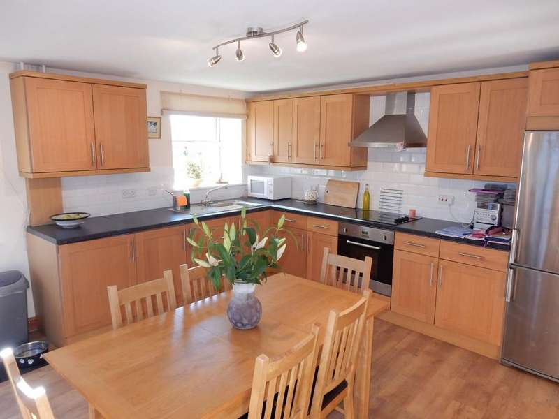 3 Bedrooms Semi Detached House for sale in Town End Cottages, Rosley, Wigton
