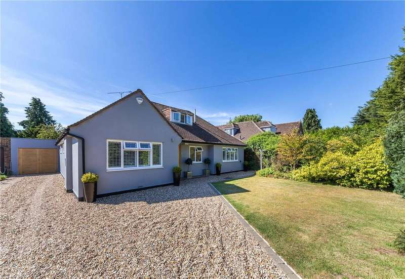 4 Bedrooms Detached House for sale in Singlets Lane, Flamstead, St. Albans, Hertfordshire