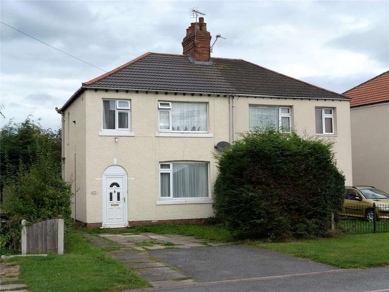 3 Bedrooms Semi Detached House for sale in Underwood Lane, Crewe, Cheshire, CW1
