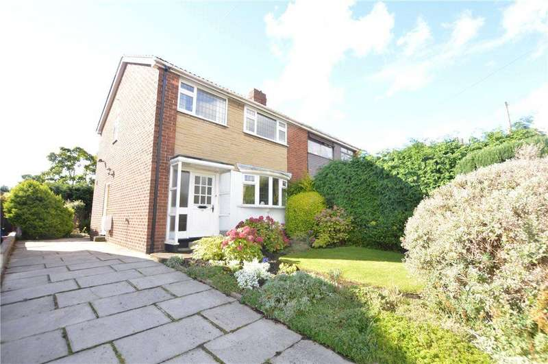 3 Bedrooms Semi Detached House for sale in Newton Lane, Wakefield, West Yorkshire