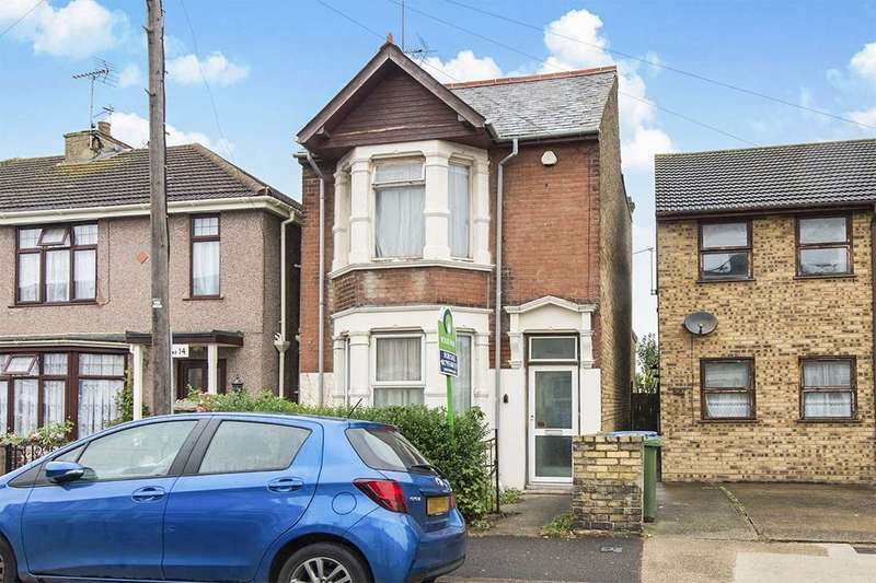 2 Bedrooms Detached House for sale in Coronation Road, Sheerness, ME12