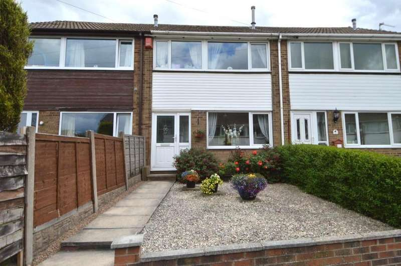 3 Bedrooms Terraced House for sale in Highfield, Tingley, Wakefield