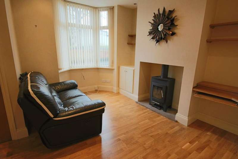 2 Bedrooms End Of Terrace House for sale in Francis Street, Preston