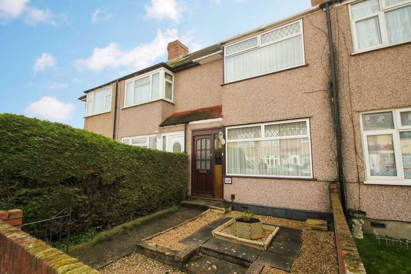 2 Bedrooms Terraced House for sale in Osborne Avenue, Stanwell, TW19