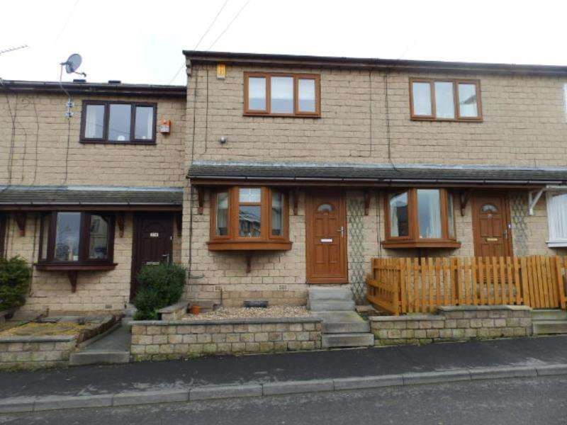 2 Bedrooms Terraced House for sale in CO OPERATIVE STREET, DEWSBURY, WF12 8QA