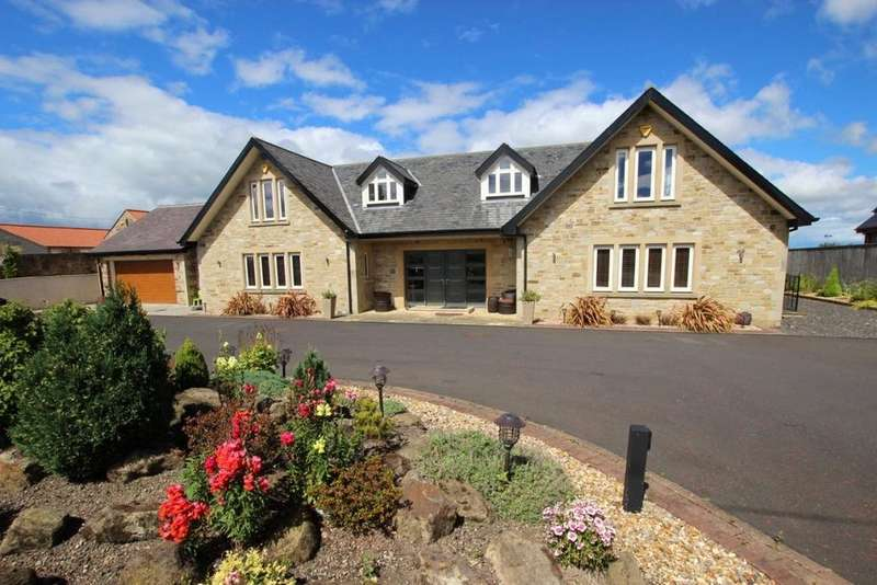 5 Bedrooms Equestrian Facility Character Property for sale in Rosehill Lodge, Dissington Lane, Ponteland, Newcastle Upon Tyne, Tyne And Wear