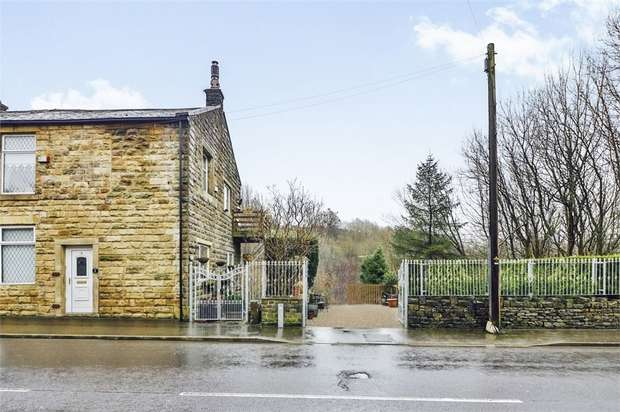 3 Bedrooms Cottage House for sale in Rock Nook, Littleborough, Lancashire