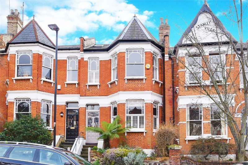 5 Bedrooms Terraced House for sale in Victoria Road, Alexandra Park, London