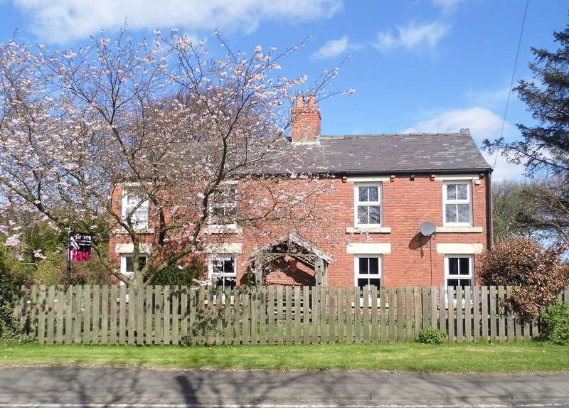 5 Bedrooms House for sale in Longhirst, Morpeth