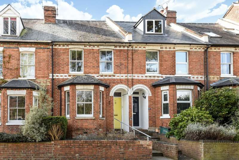 2 Bedrooms Terraced House for sale in Spring Road, Abingdon-on-Thames, OX14