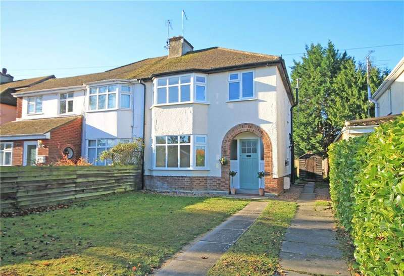 3 Bedrooms Semi Detached House for sale in Mill End Road, Cherry Hinton, Cambridge, CB1