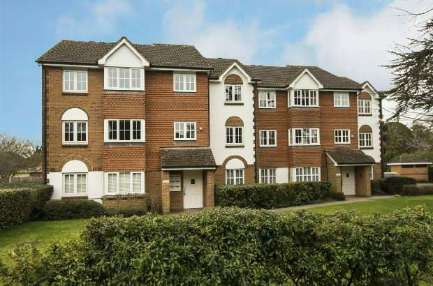 2 Bedrooms Flat for sale in Arun Court, Amethyst Lane, West Reading,