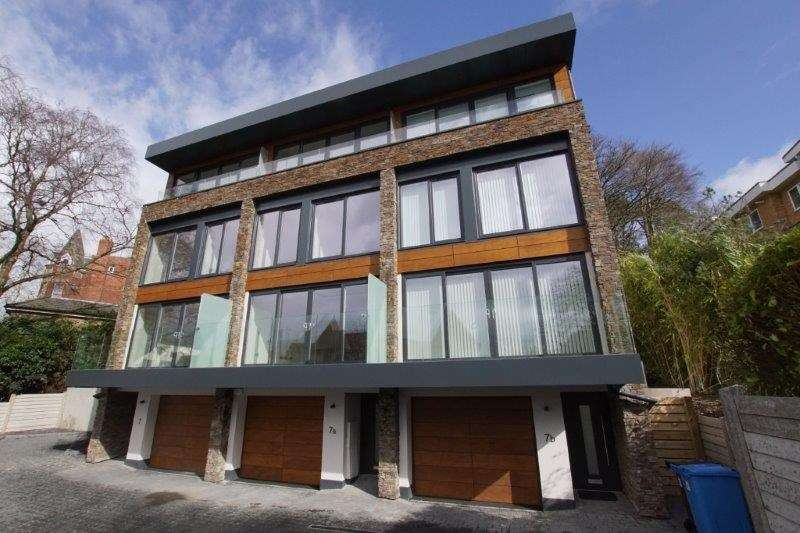 4 Bedrooms Town House for sale in Alton Road, Lower Parkstone, Poole