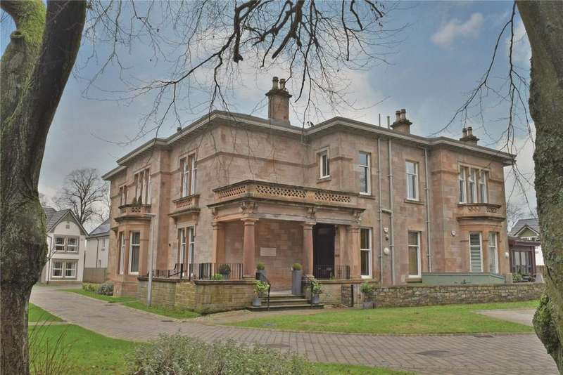 3 Bedrooms Apartment Flat for sale in 1 Chesters House, Thorngrove Park, Bearsden, Glasgow