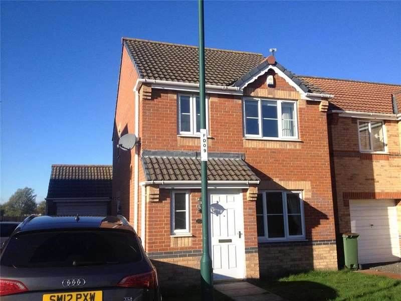3 Bedrooms Detached House for sale in Brecon Gardens, Eston