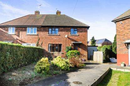 3 Bedrooms Semi Detached House for sale in The Briars, Knaresborough, North Yorkshire, .