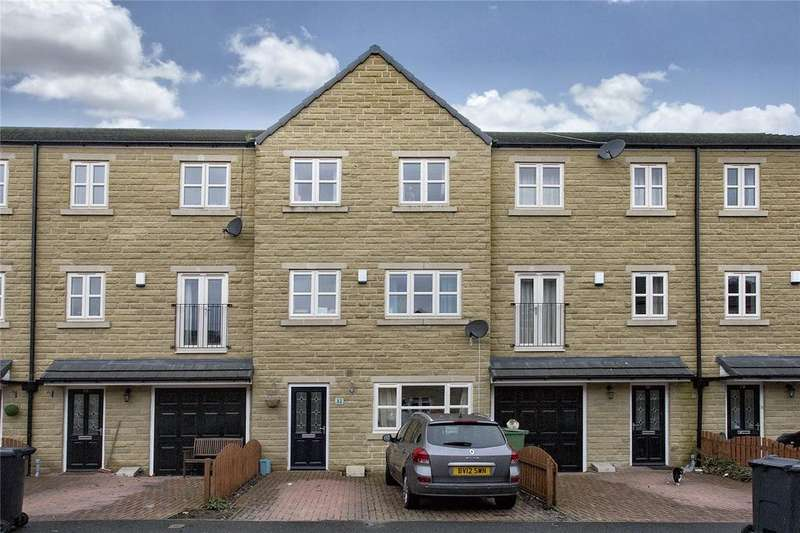 5 Bedrooms House for sale in South Brook Gardens, Mirfield, West Yorkshire, WF14
