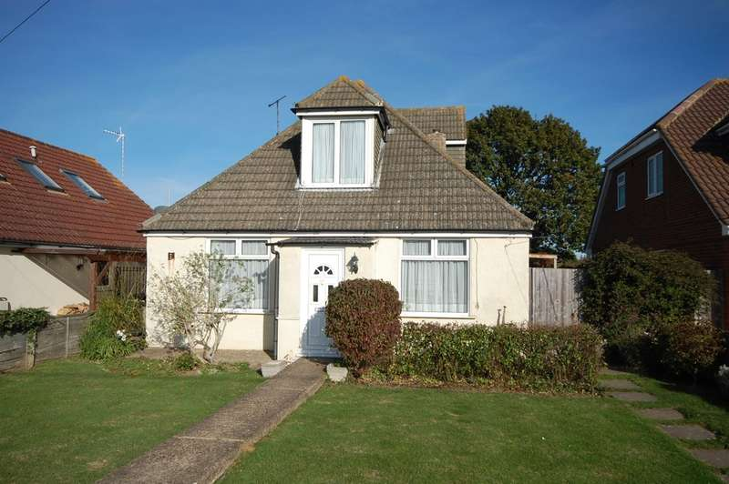 3 Bedrooms Detached Bungalow for sale in Maydowns Road, Chestfield, Whitstable
