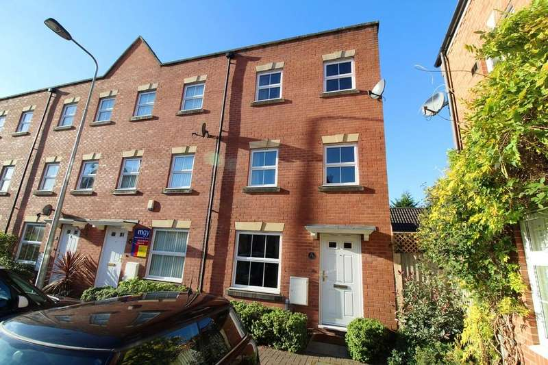 3 Bedrooms End Of Terrace House for sale in Goetre Fawr, Radyr