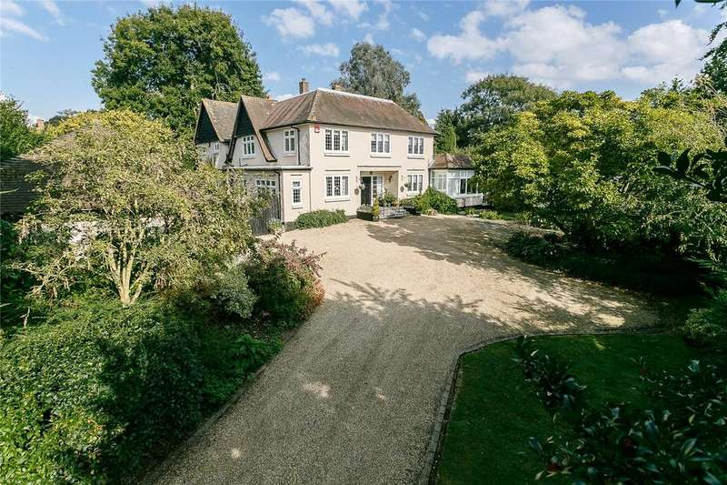 4 Bedrooms Detached House for sale in Church Hill, Slindon, Arundel, West Sussex