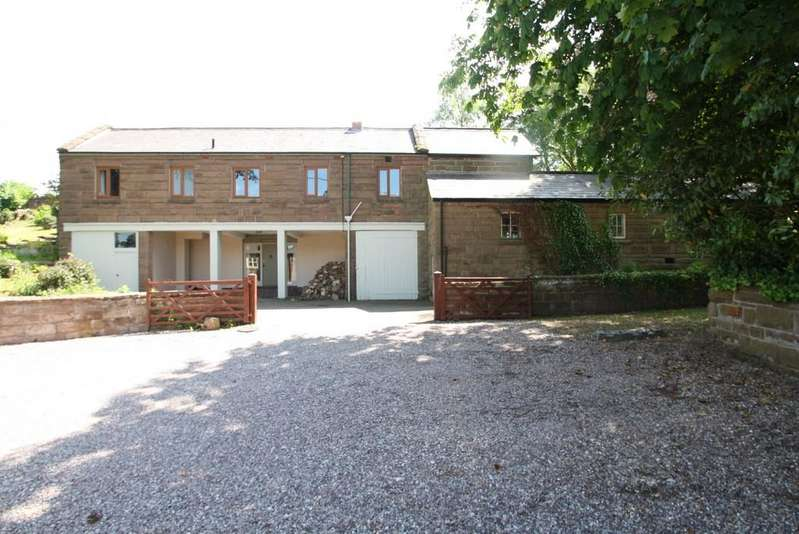 4 Bedrooms Detached House for sale in The Harvest House, Waste Lane, Kelsall, CW6 0PE