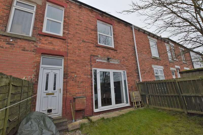 3 Bedrooms Terraced House for sale in Margaret Terrace, Tanfield Lea, Stanley