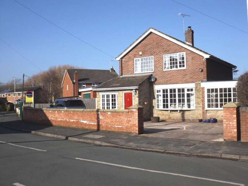 3 Bedrooms Detached House for sale in Repton Drive, Haslington