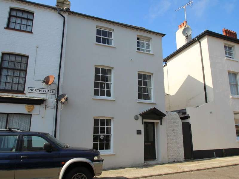 3 Bedrooms Town House for sale in North Place, Littlehampton