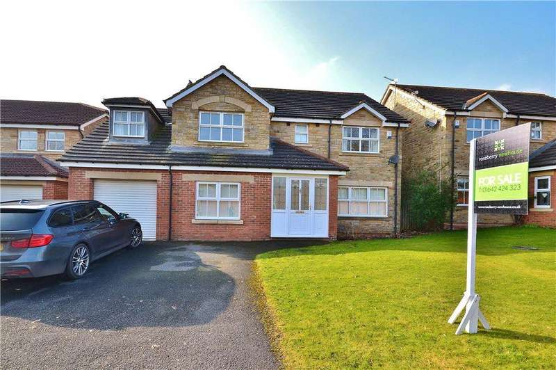 5 Bedrooms Detached House for sale in Meadow Walk, Carlton, Stockton-on-Tees