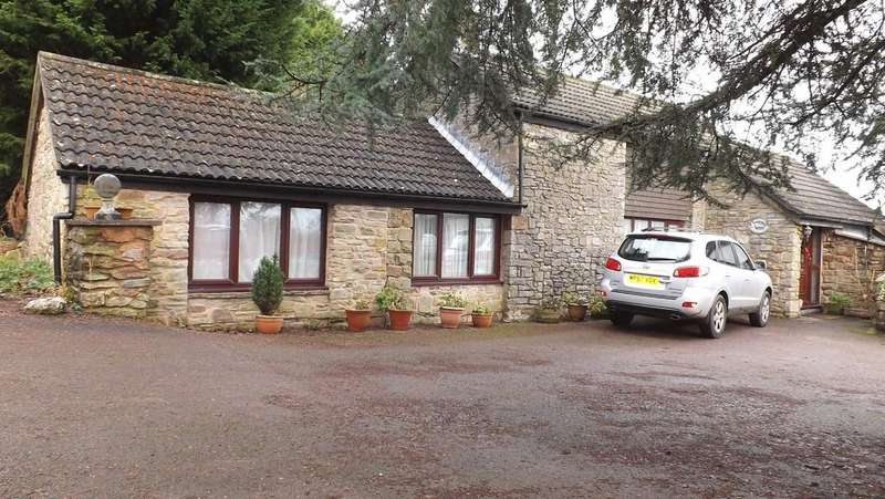 3 Bedrooms Link Detached House for sale in Dennel Hill Farmhouse, Tidenham Chase