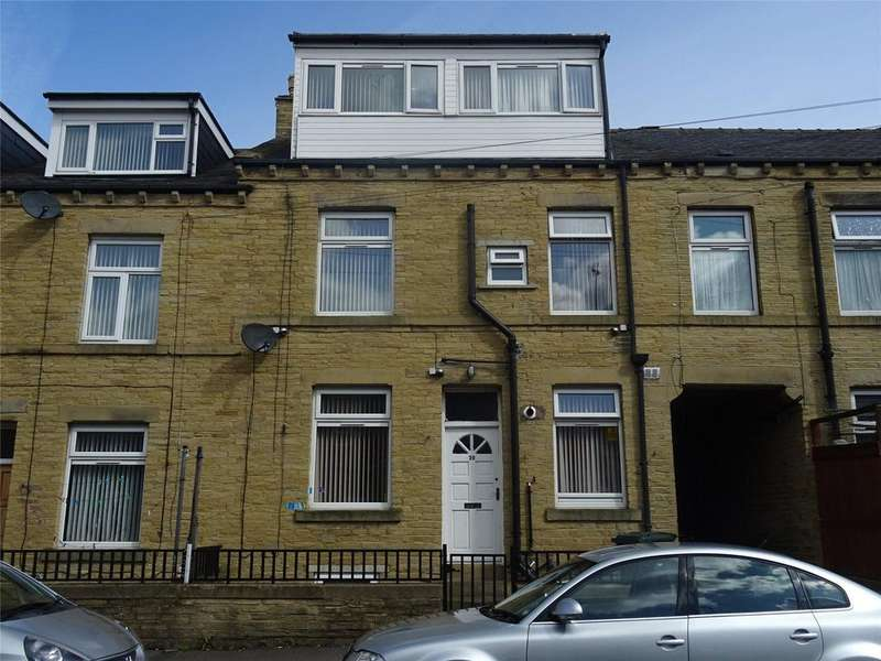 4 Bedrooms Terraced House for sale in Hollings Street, Bradford, West Yorkshire, BD8