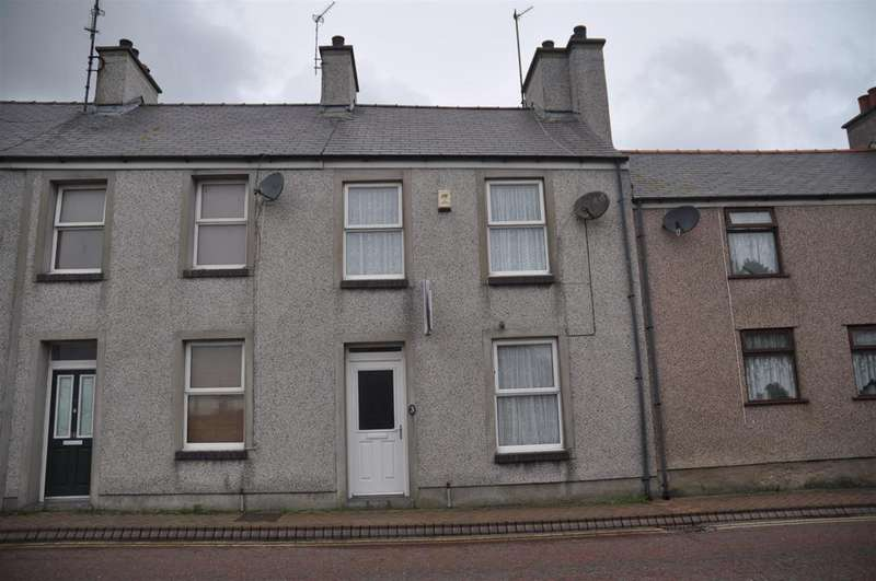 2 Bedrooms House for sale in Trearddur Square, Holyhead