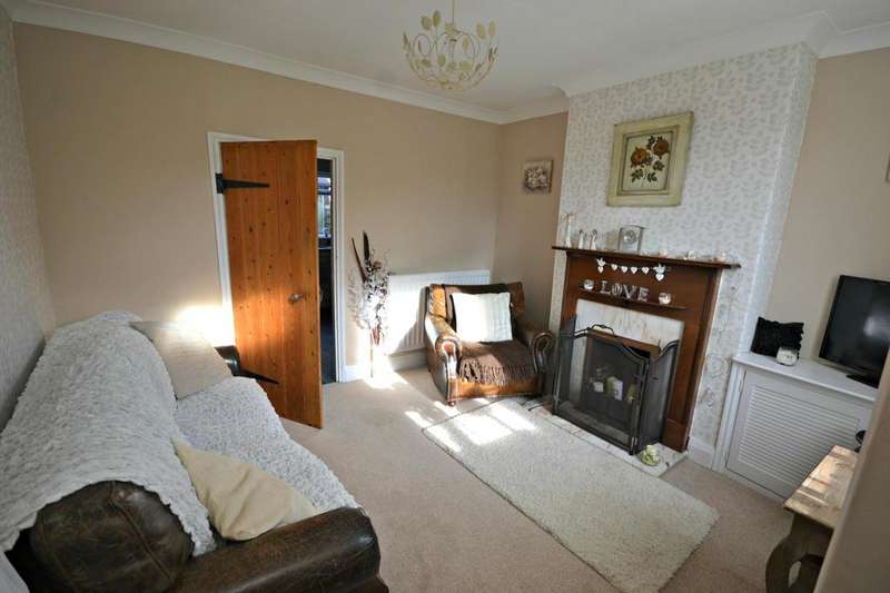 2 Bedrooms Terraced House for sale in High Street, Great Ayton, North Yorkshire