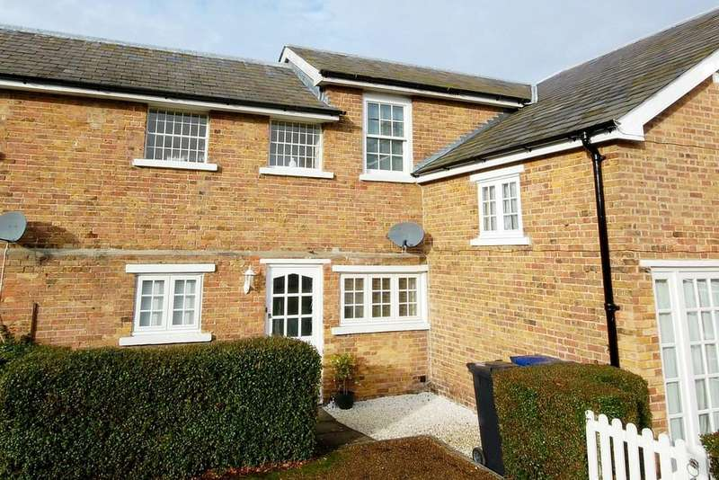 2 Bedrooms Terraced House for sale in Swallow Court, Herne Bay