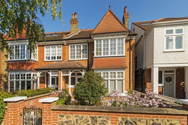 5 Bedrooms House for sale in Gerard Road, Barnes, London, SW13
