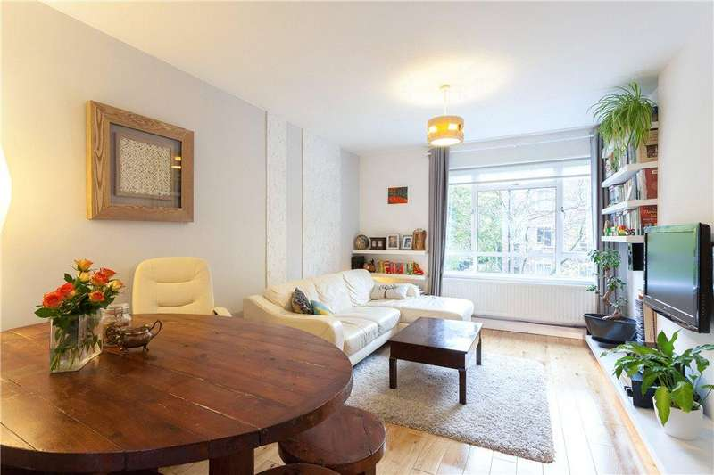 1 Bedroom Flat for sale in Ashby House, Islington, N1