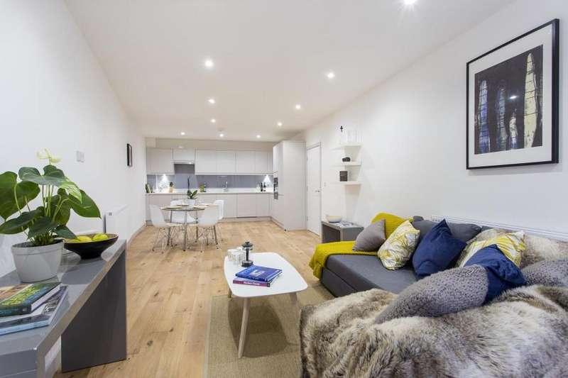 3 Bedrooms Apartment Flat for sale in Andre St, Hackney, E8