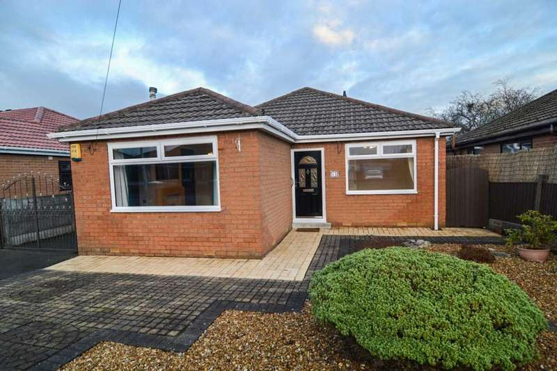 3 Bedrooms Detached Bungalow for sale in Lupin Drive, Haydock