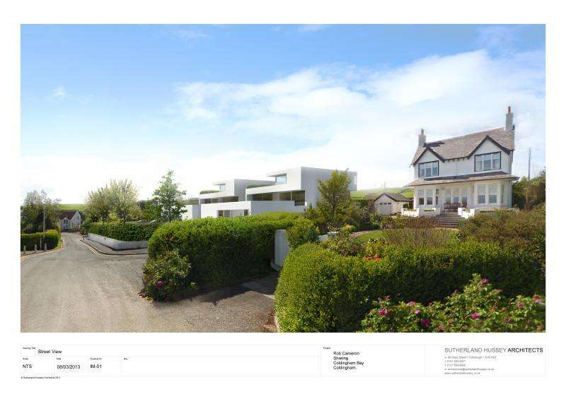Plot Commercial for sale in The Sheiling, Coldingham Bay, Eyemouth, Berwickshire, Scottish Borders