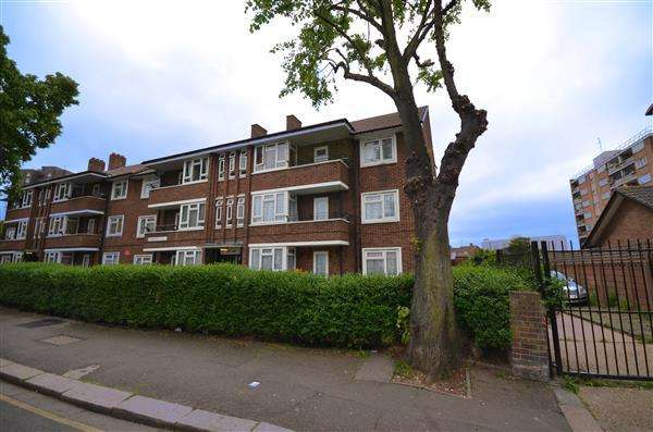 2 Bedrooms Apartment Flat for sale in Grangewood Street, East Ham