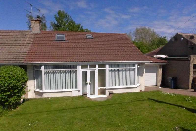 4 Bedrooms Semi Detached Bungalow for sale in North Road, Hetton Le Hole