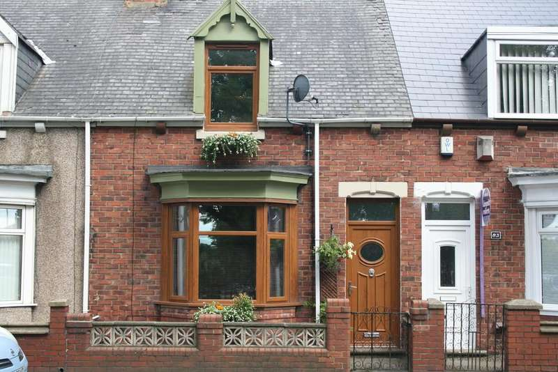 2 Bedrooms Terraced House for sale in Houghton Road, Hetton-Le-Hole, Houghton-Le-Spring