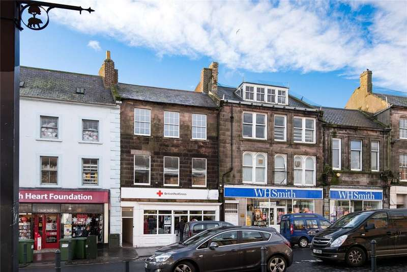 2 Bedrooms Apartment Flat for sale in Marygate, Berwick-upon-Tweed, Northumberland