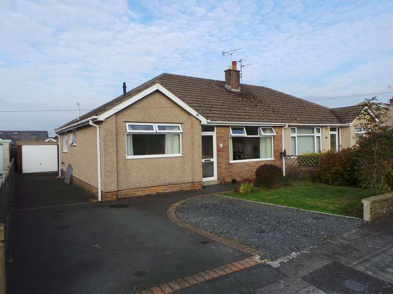 2 Bedrooms Semi Detached Bungalow for sale in Savoy Gardens, Ulverston