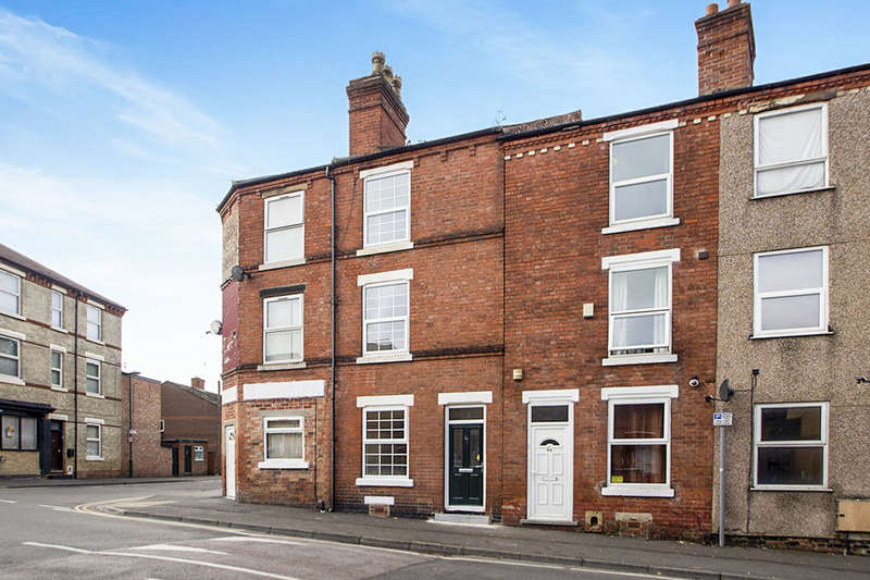 4 Bedrooms Property for sale in Birkin Avenue, Nottingham, NG7